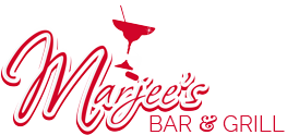 Marjee's Bar & Grill, Logo